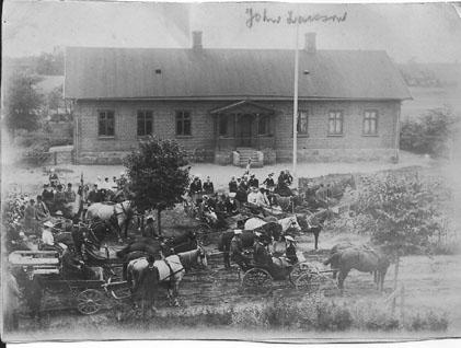 Skolan i början av 1900-talet